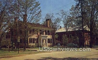 Ottauquechee Health Center - Woodstock, Vermont VT Postcard