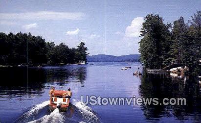 Lake St Catherine - Poultney, Vermont VT Postcard