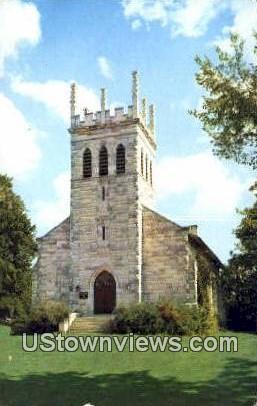 United Church Congregational - Dorset, Vermont VT Postcard