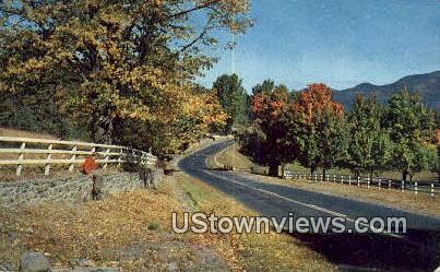 Highway - Misc, Vermont VT Postcard