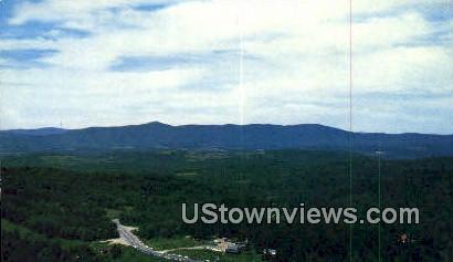 Hogback Mountain, VT     ;     Hogback Mountain, Vermont Postcard