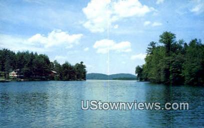Lake St Catherine, Vermont      ;     Lake St Catherine, VT Postcard