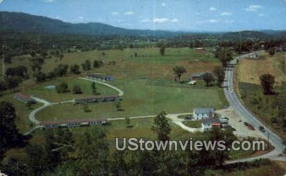Ideal Motel - Pittsford, Vermont VT Postcard