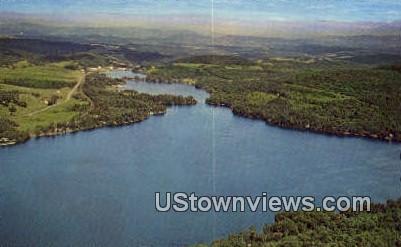 Joe's Pond - West Danville, Vermont VT Postcard