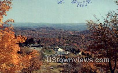 Molly Stark Trail - Hogback Mountain, Vermont VT Postcard