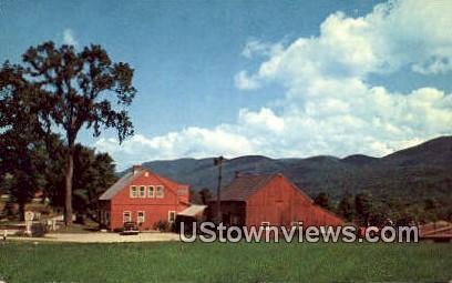 Manchester, Vermont      ;     Manchester, VT Postcard