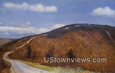 Equinox Sky Line Drive - Manchester, Vermont VT Postcard