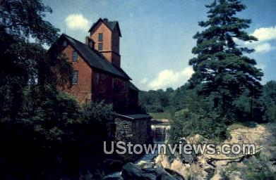 Old Mill - Jericho, Vermont VT Postcard