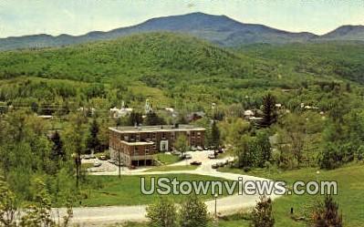 Johnson State College - Vermont VT Postcard