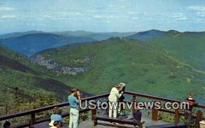 Smuggler's Notch - Stowe, Vermont VT Postcard
