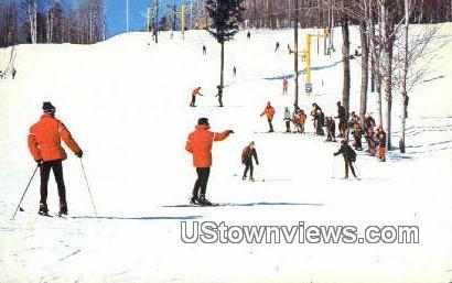Okemo Mountain - Ludlow, Vermont VT Postcard