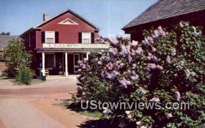 Old Time Country Store - Shelburne, Vermont VT Postcard