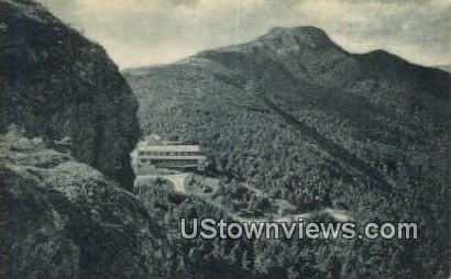 Top O Vermont, Mt Mansfield Hotel - Mount Mansfield Postcard