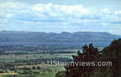 Mount Philo, VT     ;     Mount Philo, Vermont Postcard