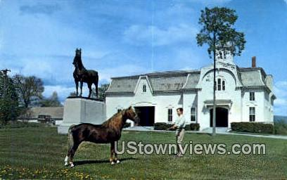 University of Vermont - Weybridge Postcard