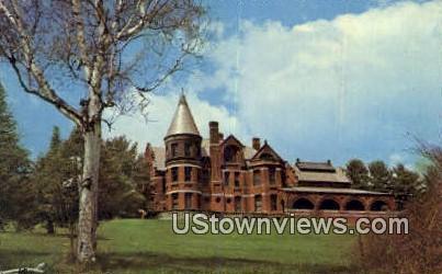 Wilson Castle - Proctor, Vermont VT Postcard