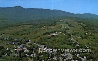 Wilmington, VT     ;     Wilmington, Vermont Postcard