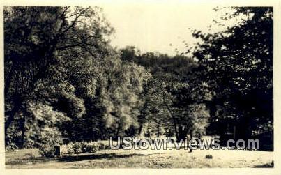 Real Photo - Williamstown Gulf, Vermont VT Postcard
