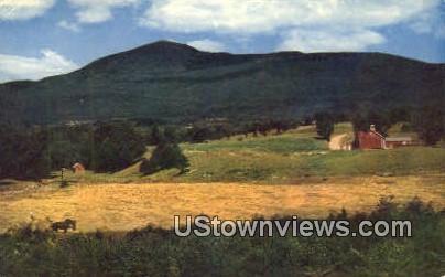 Lincoln Mountain, VT     ;     Lincoln Mountain, Vermont Postcard