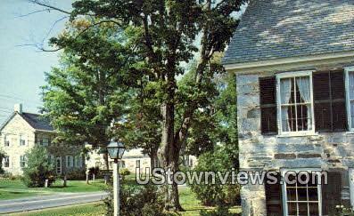 Stone Village - Chester, Vermont VT Postcard