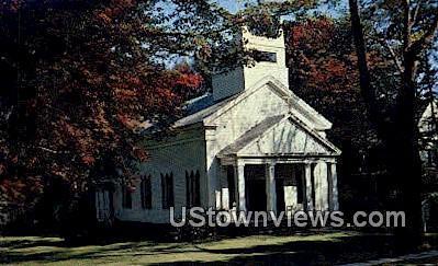 St John's Episcopal Chapel - Manchester, Vermont VT Postcard