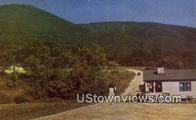 Toll House, Equinox Sky Line Drive - Manchester, Vermont VT Postcard