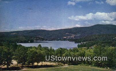 Lake Fairlee - Ely, Vermont VT Postcard