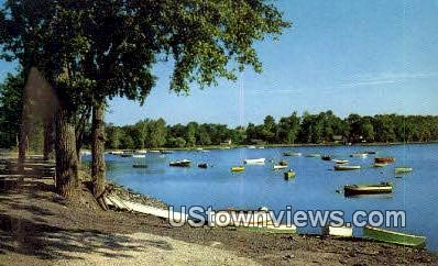 Lake Champlain - South Hero, Vermont VT Postcard