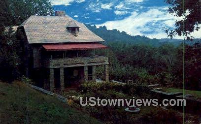 Naulakha, Former home of Rudyard Kipling - Misc, Vermont VT Postcard