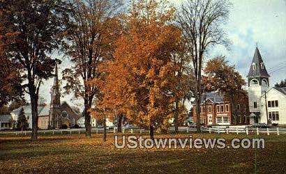Fair Haven, Vermont      ;     Fair Haven, VT Postcard