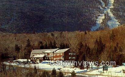 Killington Village Inn - Vermont VT Postcard