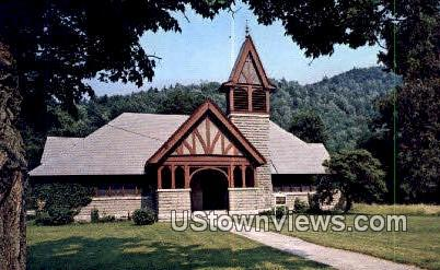 North Pownal Congregational Church - Vermont VT Postcard