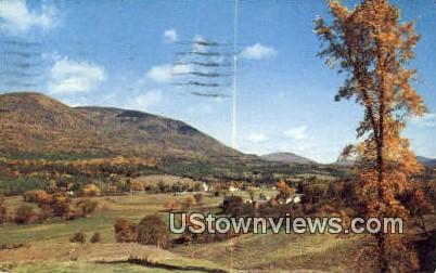 Mt Equinox - Sunderland, Vermont VT Postcard