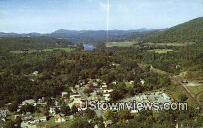 Wells River - St Johnsbury, Vermont VT Postcard