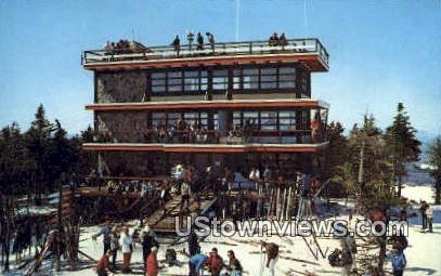 Mount Snow, VT     ;     Mount Snow, Vermont Postcard