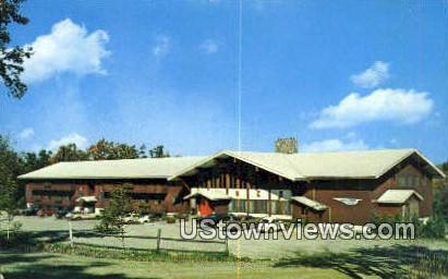 Stratton Mountain Inn - Vermont VT Postcard