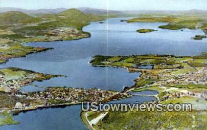 Newport, VT     ;     Newport, Vermont Postcard