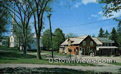New England State - Peacham, Vermont VT Postcard