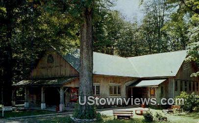 Dorset Playhouse - Vermont VT Postcard