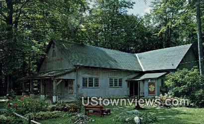Dorest Playhouse - Dorset, Vermont VT Postcard
