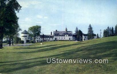 Lyndon Teachers College - Lyndon Center, Vermont VT Postcard
