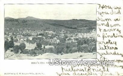 Barre, Vermont      ;     Barre, VT Postcard