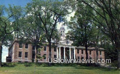 Lyndon Institute - Lyndon Center, Vermont VT Postcard