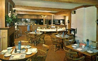 Royal's Hearthside Restaurant - Rutland, Vermont VT Postcard