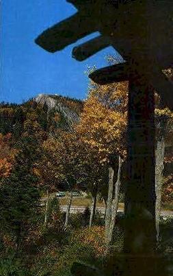 Deer Leap - Rutland, Vermont VT Postcard