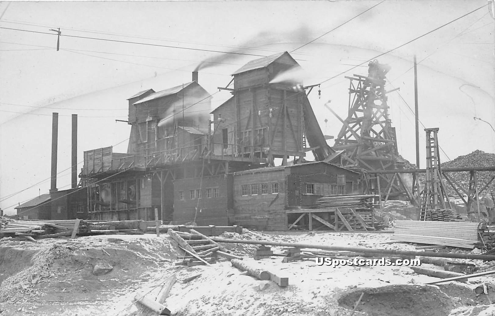 Station - Rumerston, Vermont VT Postcard