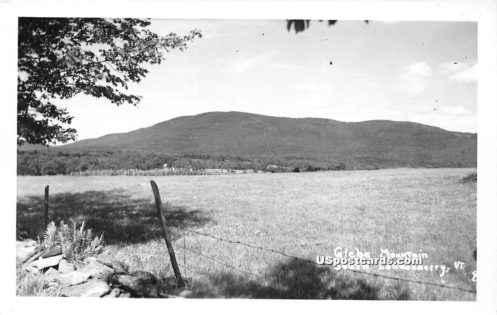 Glebe Mountain - South Londonderry, Vermont VT Postcard