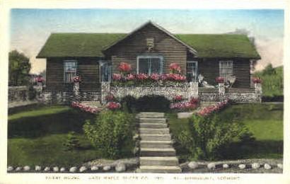 Guest House - St Johnsbury, Vermont VT Postcard