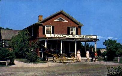 General Store - Shelburne, Vermont VT Postcard