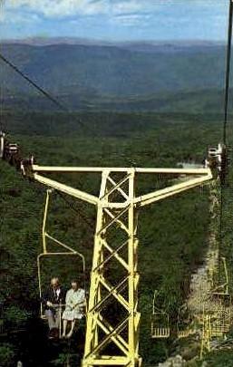 Lington Basin - Shelburne, Vermont VT Postcard